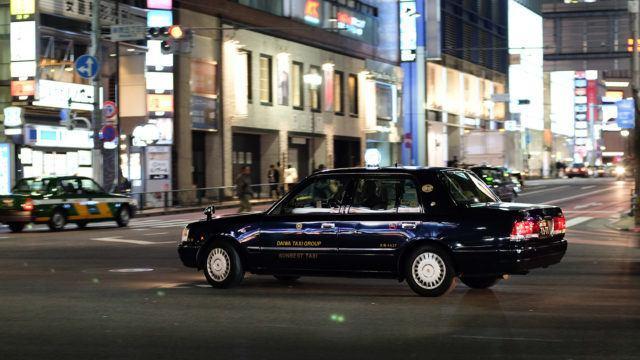 Tokion taksi