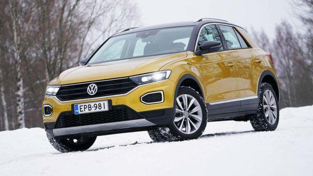 Koeajo: mielikuvituksellisempi mailapeli – Volkswagen T-Roc