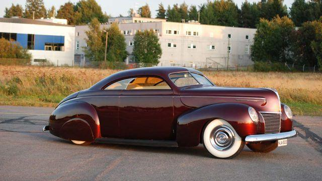 Virve Salosen Mercury Coupe