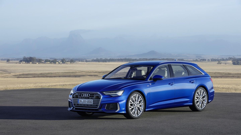 Audi A6 Avant 2018 >> Farkuissa Vainko Oot Mun Uusi Audi A6 Avant