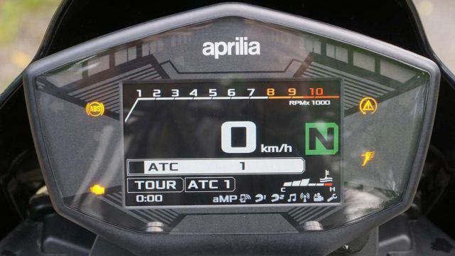 Aprilia Dorsoduro 900