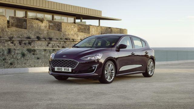 uusi Ford Focus tuo uuden yhteisen pohjarakenteen