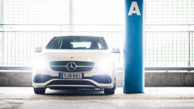Mercedes-Benz A 180 A Suomi 100 Edition A180
