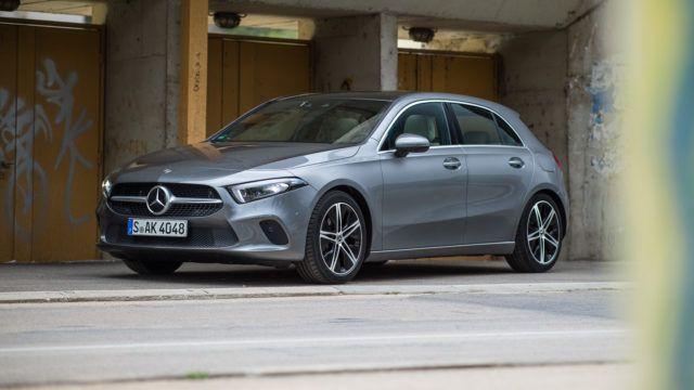 Mercedes-Benz A 200 A A-sarja mersu