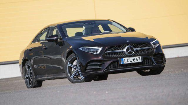 Koeajo: lähempänä lähtökohtaansa – Mercedes-Benz CLS 400 d 4Matic