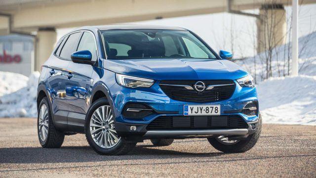 Koeajo: Opel Grandland X ja tehokkain diesel