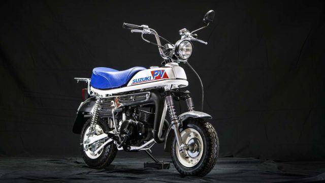 Suzuki PV50