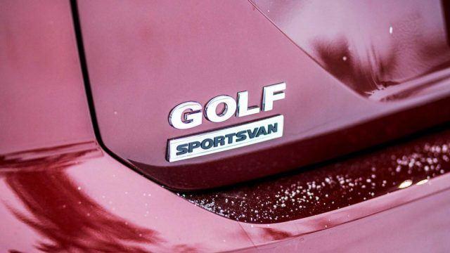 Volkswagen Golf Sportvan