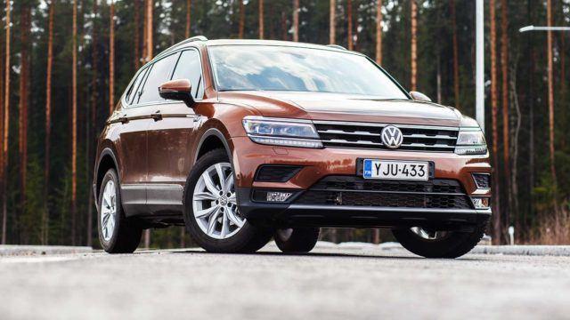 Koeajo: perusvarma suorittaja – Volkswagen Tiguan Allspace