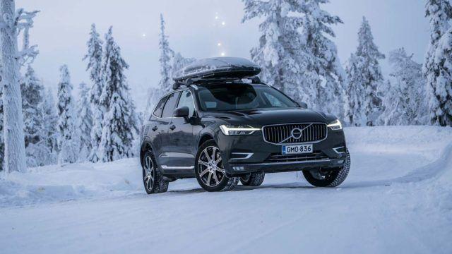 Koeajo: tuttu ja turvallinen – Volvo XC60 D5