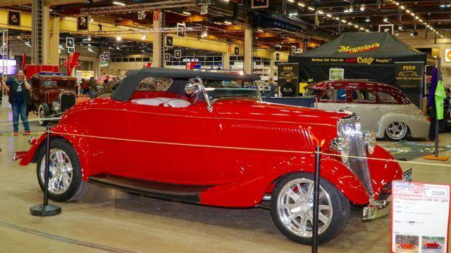 American Car Show täytti yleisön odotukset