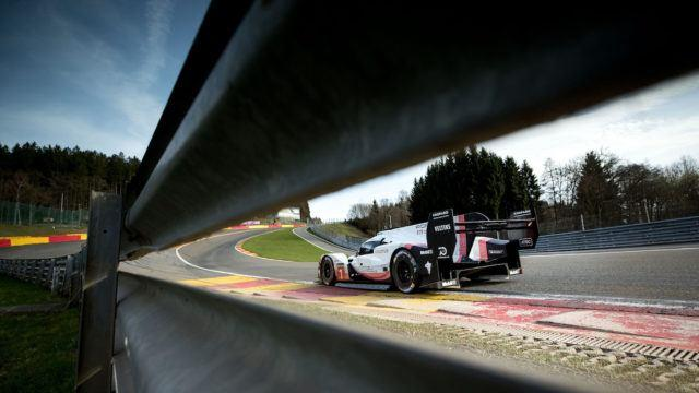 Porsche 919 kellotti Span Formulaa nopeammin