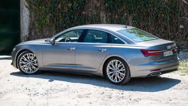 uusi Audi A6