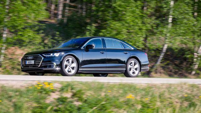 Maistiainen: Audi A8 vihdoin Suomessa