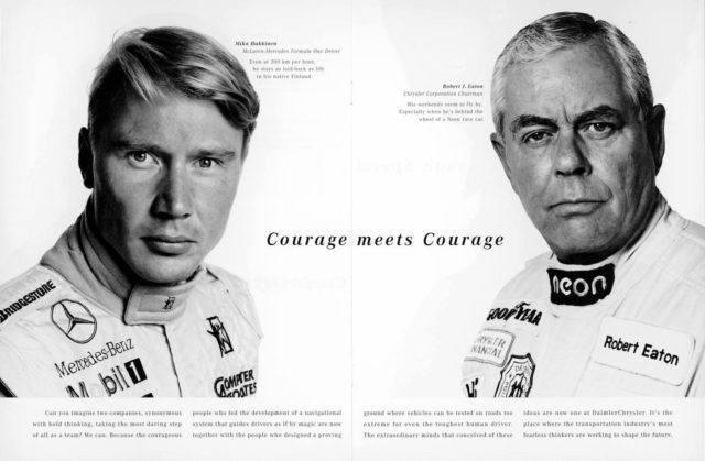 20 vuotta sitten: DaimlerChryslerin tuhoon tuomittu liitto