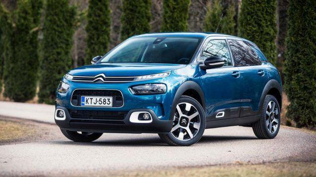 Koeajo: ota rennosti – Citroën C4 Cactus