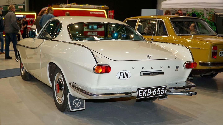 Pyhimys Volvo