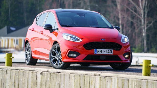 Ford Fiesta St Line >> Koeajo Ford Fiesta St Line 125 Hv Sportin Tuntua 1 0 Ecoboost