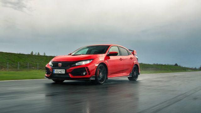 Maistiainen: Honda Civic Type R – vaikuttava ratapeli