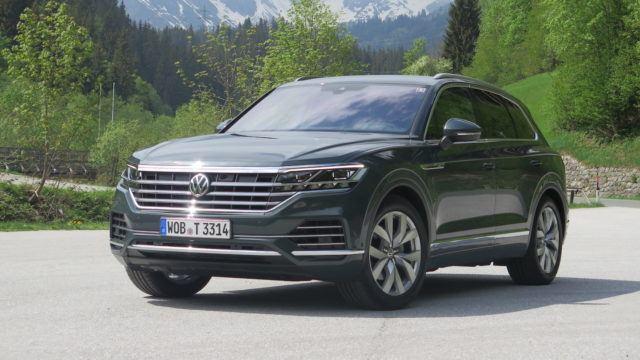 Maistiainen: Volkswagen Touareg on entistä ylellisempi ja isompi