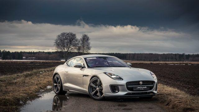 Koeajo: Jaguar F-Type 400 Sport AWD – nautiskelijan urheiluauto