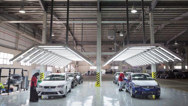 Seat esittelee uuden automallin puolivuosittain 2020 asti