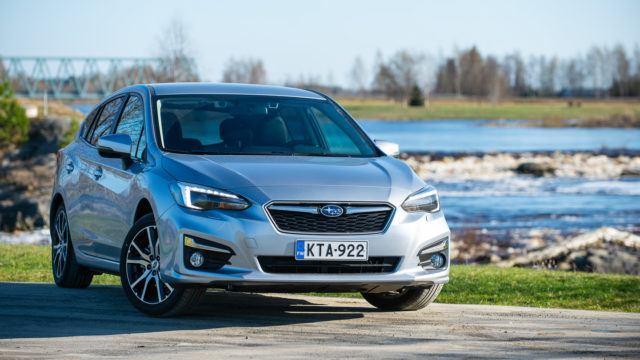 Koeajo: Subaru Impreza 2.0i Active – juuri niin kuin aina