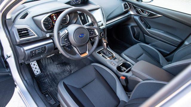 Subaru Impreza 2.0i Active