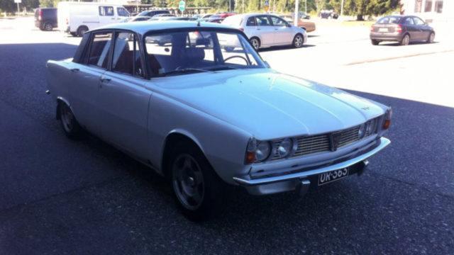 Tori.fi Rover 2000 TC edestä