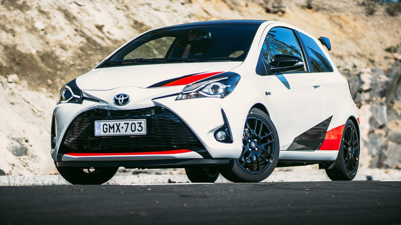 Toyota Yaris Grmn >> Koeajo Toyota Yaris Grmn 42 000 Euron Yaris Naurattaa