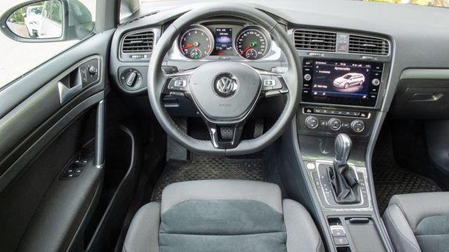 Volkswagen Golf Variant 1.4 TGI