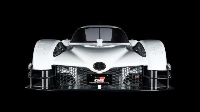 Toyota GR Super Sport Concept Gazoo Racing