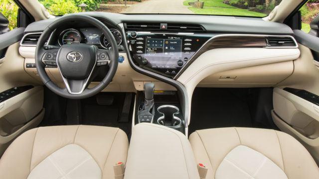 Toyota Camry palaa paluu Eurooppaan