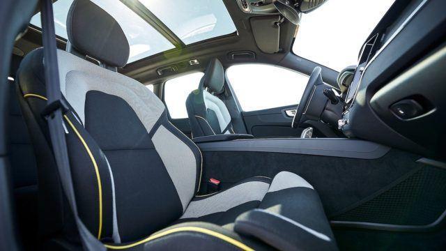 Volvo kehittää kierrätystä: 25% auton muoveista uusiolähteistä 2025