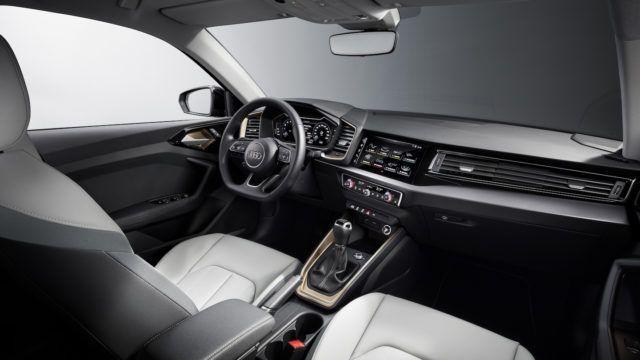 uusi Audi A1