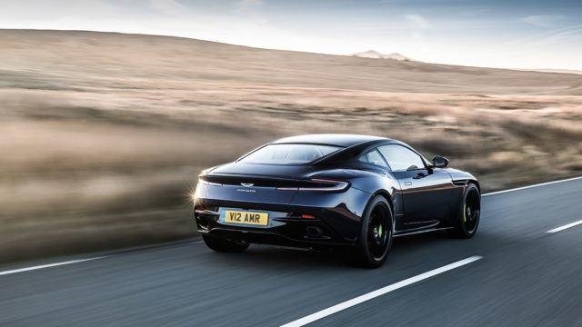 Aston Martin DB 11 AMR