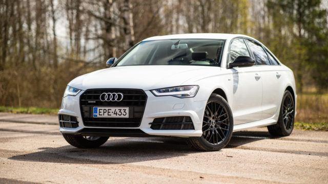 Koeajo: jäähyväiset väistyvälle aikakaudelle – Audi A6 2.0 TDI 140 kW
