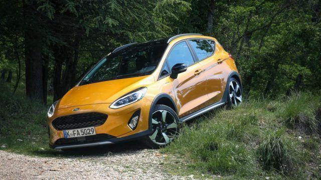 Maistiainen: Ford Fiesta Active – kun pikkuauto haluaa olla katumaasturi