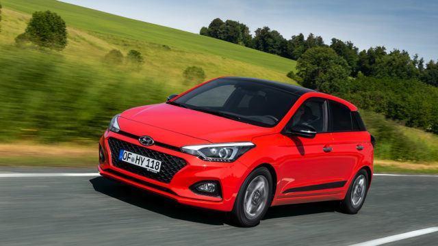 Koeajo: Hyundai i20 – kasvojenkohennus kahdella kytkimellä