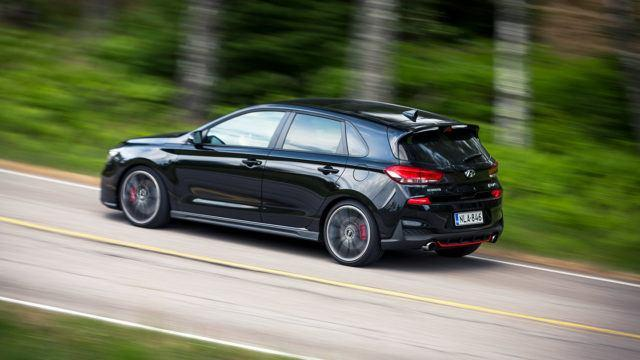 Hyundai i30 N Performance Pack