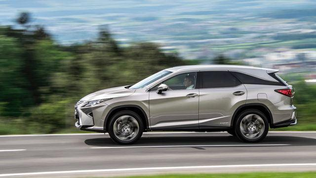 Koeajo: Lexus RX 450h L Premier – arvokasta tilaa