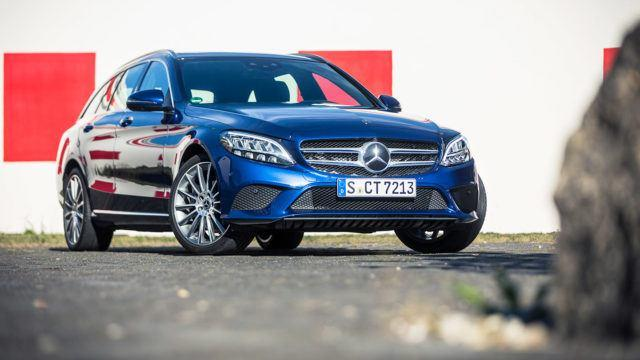 Koeajo: Mercedes-Benz C 200 – parempi hyvää hiomalla