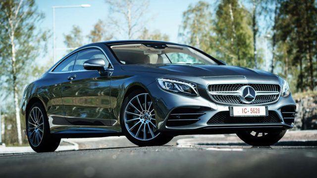 Koeajo: viettelin sut veekasilla – Mercedes-Benz S 560 Coupé