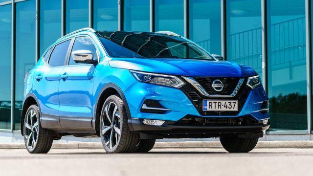 Koeajo: uudistettu tuttavuus – Nissan Qashqai