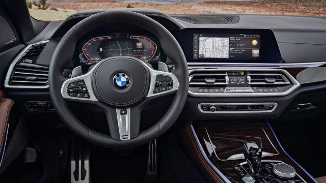 uusi BMW X5