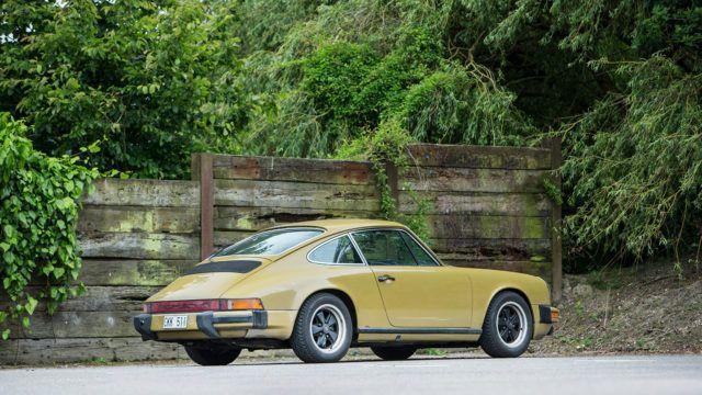 Porsche 911 Silta