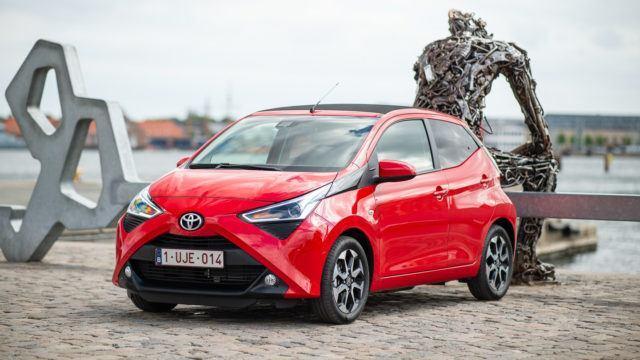 Maistiainen: Toyota Aygo – pirteämpi oletuskulkine