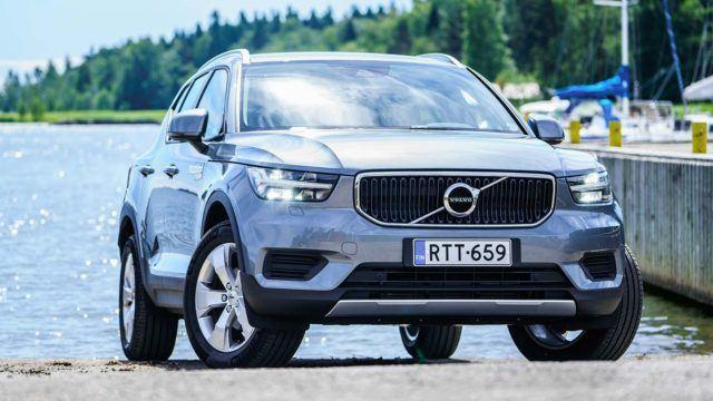 Koeajo: Göteborgin ensimmäinen kolmisylinterinen – Volvo XC40 T3