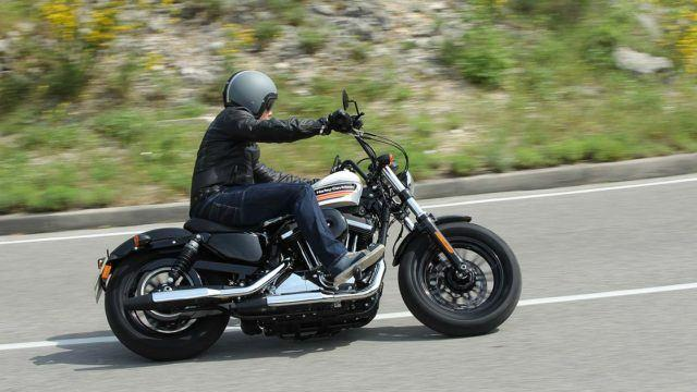 Harley-Davidson Forty-Eight Special