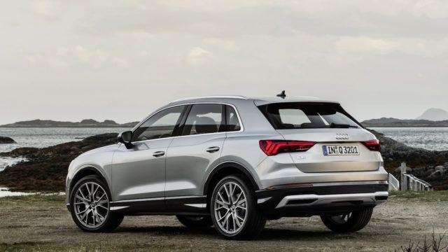 uusi Audi Q3